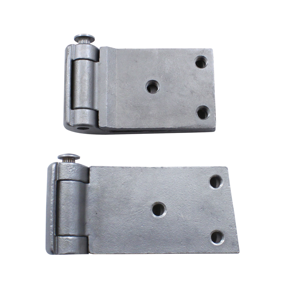 1932 5 window coupe door hinge set h yre side side for 1932 ford door hinges