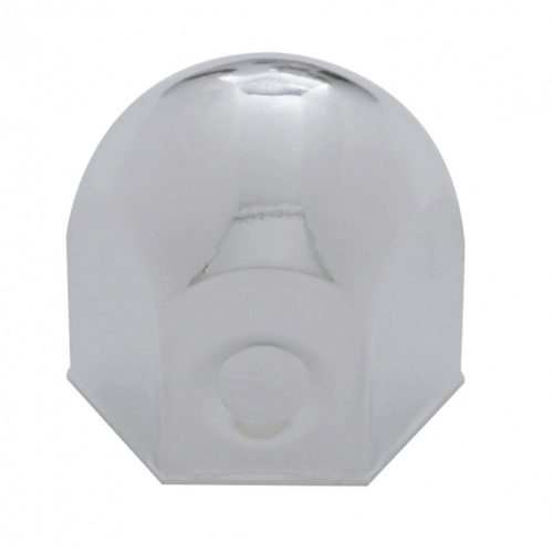 "(BULK) CHROME 1"" x 1 1/4"" STANDARD LUG NUT COVER"