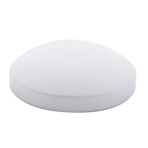 """(BULK) CHROME 8"""" REAR DOME HUB CAP"""