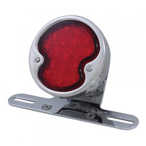 "(BOX) 17 RED LED ""1932 DUO LAMP"" TAIL LIGHT"