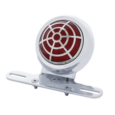 "(BOX) ""1950 PONTIAC STYLE"" LED FENDER LIGHT - SPIDER OVERLAY"