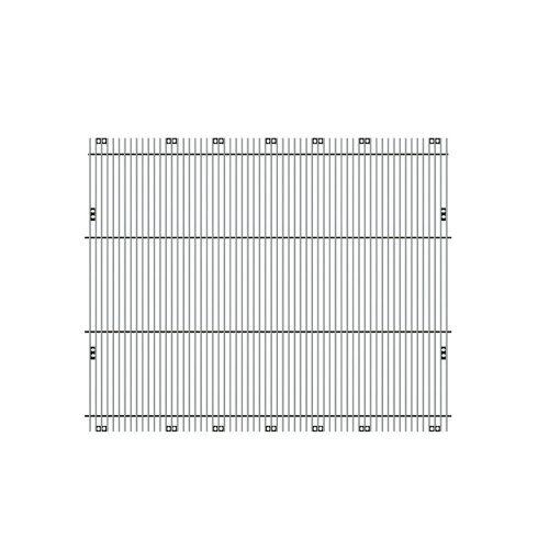 (BOX) BILLET ALUMINUM PETERBILT 379 EXTENDED HOOD GRILL