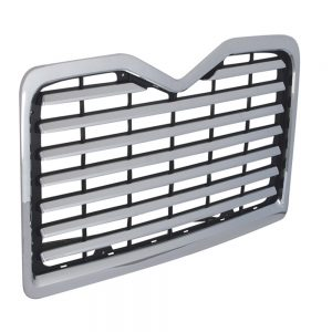 (BOX) CHROME PLASTIC MACK CX GRILL