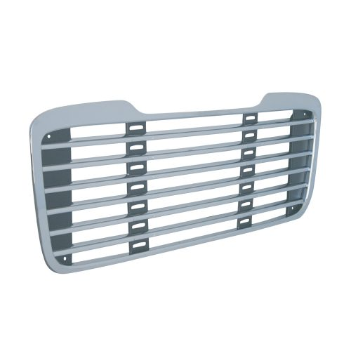 """(BOX) CHROME FREIGHTLINER M2 """"BUSINESS CLASS"""" GRILL"""