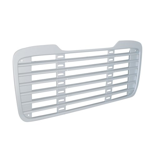 """(BOX) FREIGHTLINER SILVER PAINTED M2 """"BUSINESS CLASS"""" GRILL"""