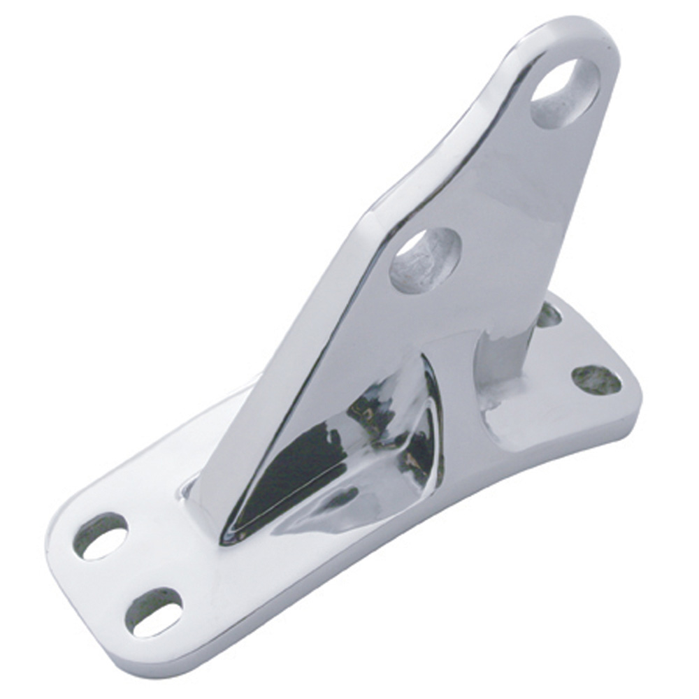 (BULK) STAINLESS STEEL ANGLED PETERBILT EXHAUST BRACKET