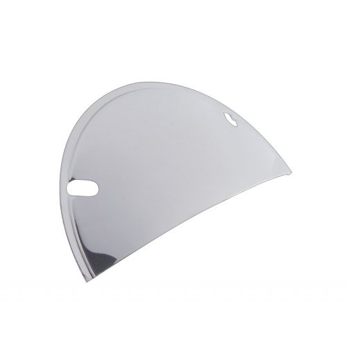 "7"" HALF MOON HEADLIGHT SHIELD"