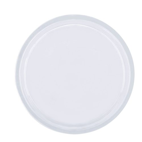 "(BULK) 4"" GLASS LIGHT LENS - CLEAR"