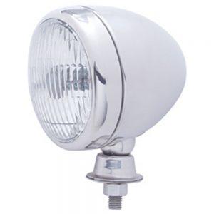 (BOX) STAINLESS STEEL TEARDROP SPOT LIGHT -CLEAR