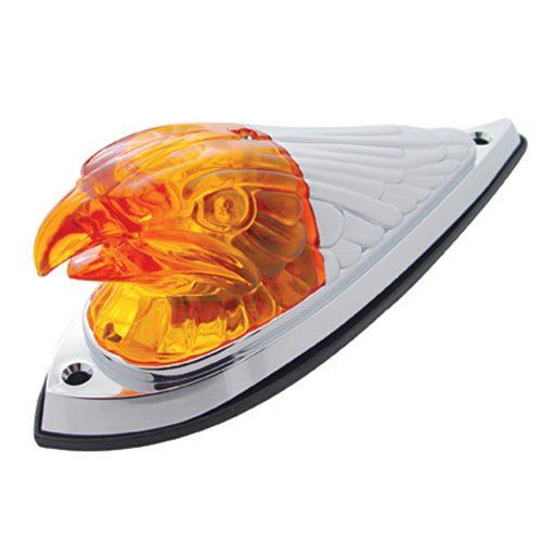 (BOX) INCANDESCENT EAGLE PICK-UP CAB LIGHT - AMBER