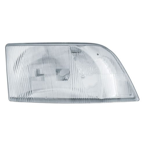 (BOX) 1996-2003 VOLVO VN SERIES HEADLIGHT ASSEMBLY - PASSENGER SIDE