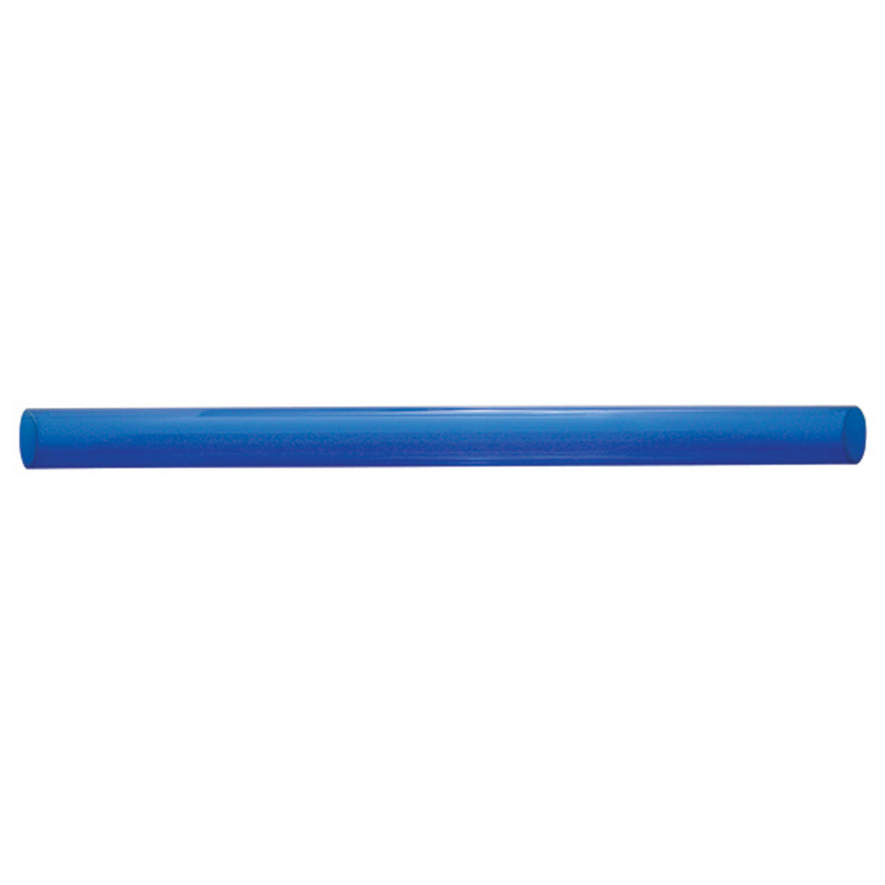 """(BULK) 17"""" LIGHT TUBE - BLUE"""