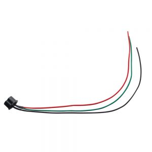 (BULK) 3 WIRE PIGTAIL FOR H4 BULBS