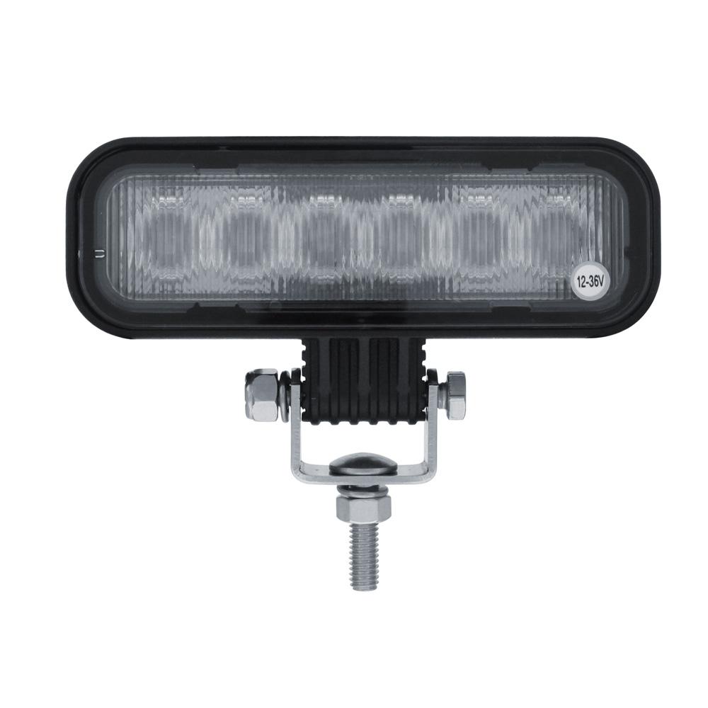 (BOX) 6 HIGH POWER 3W SMD LED RECTANGULAR FLOOD LIGHT