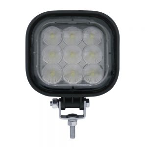 (CARD) 9 HIGH POWER LED 12V/36V WORK LIGHT - FLOOD LIGHT