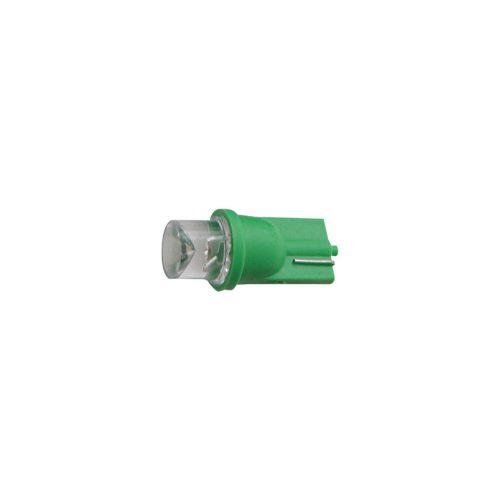 (2/CARD) 194 BULB W/ 1 LARGE TUBE LED - GREEN