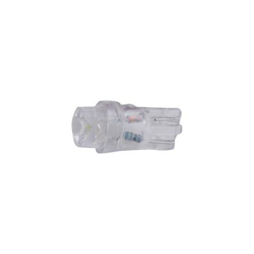 (2/CARD) 194 BULB W/ 1 LARGE TUBE LED - WHITE