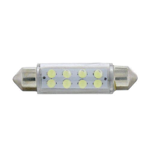 (2/CARD) 8 LED 211-2 BULB - WHITE