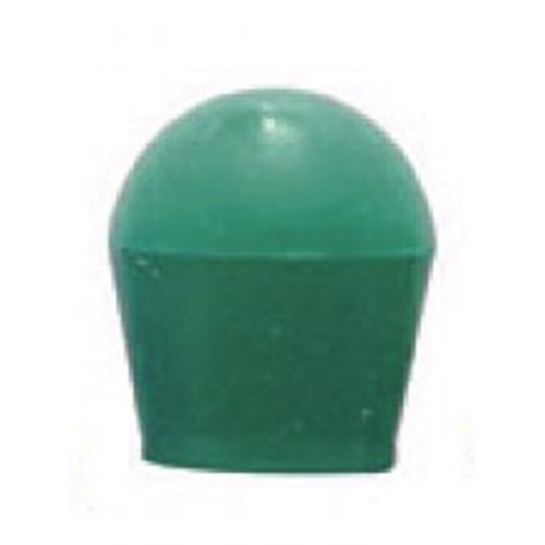 (2/CARD) LARGE BULB COVER - GREEN