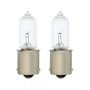(2/CARD) 1156 6V 50W HALOGEN BULB