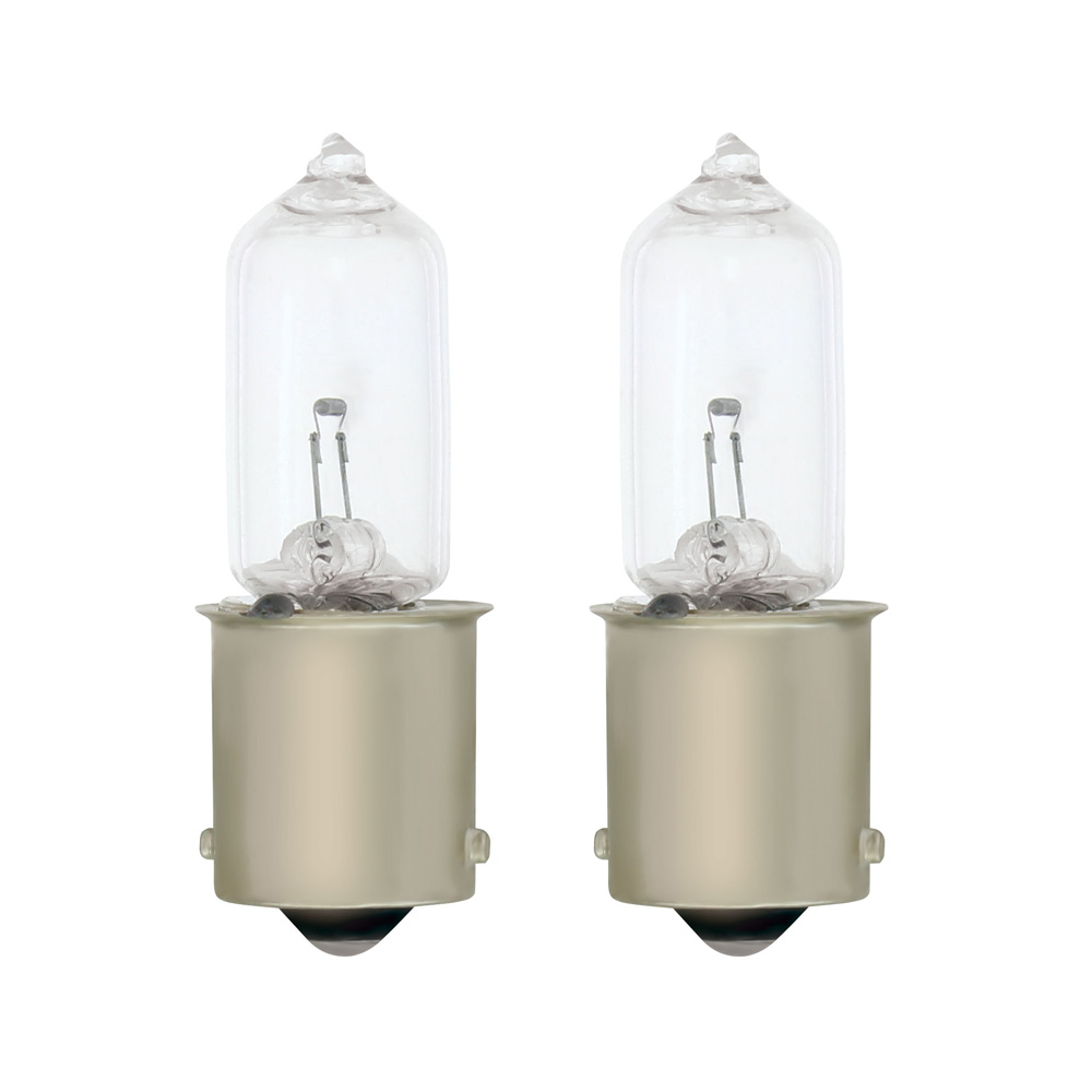 (2/CARD) 1156 6V 20W HALOGEN BULB