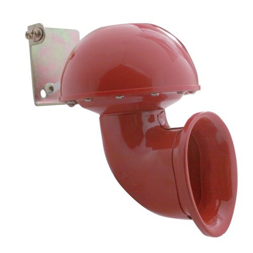 (BOX) ELECTRIC BULL HORN WITH CONTROL LEVER