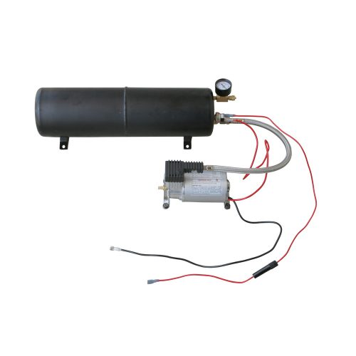(BOX) HEAVY DUTY AIR COMPRESSOR AND TANK KIT