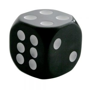 (BULK) BLACK DICE GEARSHIFT KNOB