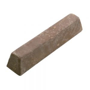 (BULK) BROWN ROUGE BAR - METAL CUTTING - SKIN WRAPPED WITH LABEL