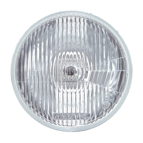 "(BOX) 7"" ROUND HEADLIGHT (HIGH & LOW BEAM) - REPLACEABLE H4 BULB"