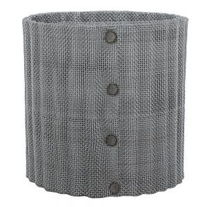 1928-24 AIR MAZE FILTER ONLY WITH STEEL MESH