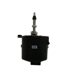 (BULK)BLACK 12V ELECTRIC WIPER MOTOR