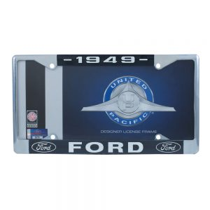 1949 FORD LICENSE PLATE FRAME
