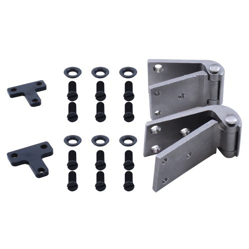 1932 5-WINDOW COUPE DOOR HINGE SET