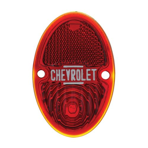 (BULK) 1933-36 CHEVROLET GLASS TAIL LIGHT LENS