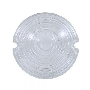 (BULK)1953 GLASS PARK LIGHT LENS-CLEAR