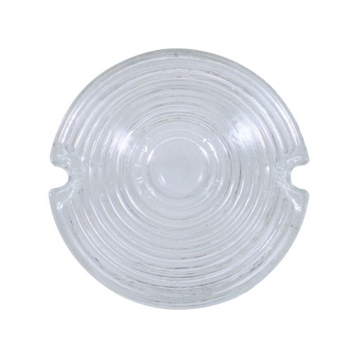 (BULK)1953 GLASS PARK LIGHT LENS-CLEAR