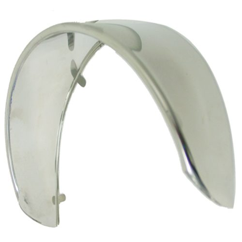 (PAIR)OUTSIDE MOUNTING HEADLIGHT VISOR