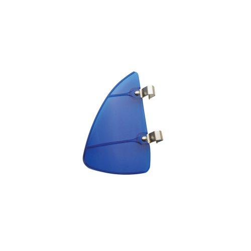 (2/BULK)PLASTIC WIND VENT WINDOW BREEZIES-BLUE
