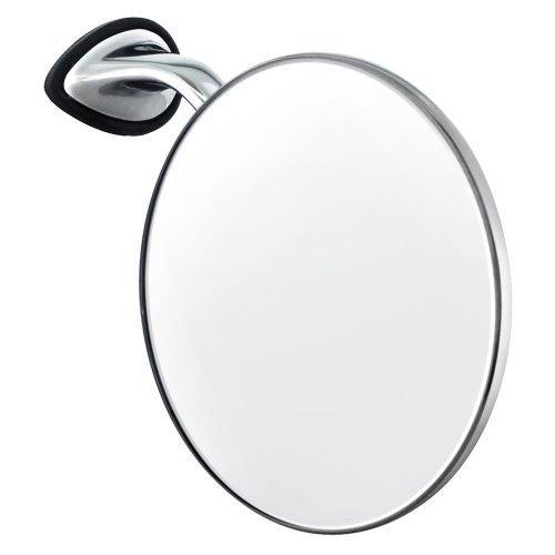 "(BULK)STAINLESS STEEL BRITISH ""MG"" CAR MIRROR-RIGHT HAND"
