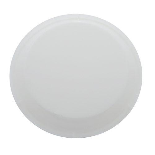 55-57 CHEVY CAR DOME LIGHT LENS WHITE PLASTIC