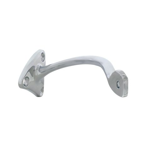 (BOX) 1955-59 CHEVY & GMC TRUCK CHROME EXTERIOR MIRROR ARM