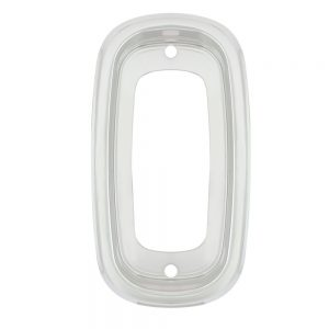 (BULK)1960-66 ALUMINUM FLEETSIDE TAIL LIGHT BEZEL