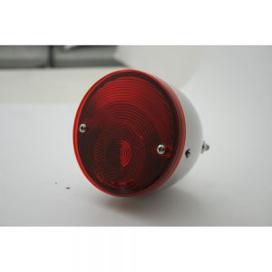 (BOX)1960-66 STAINLESS STEEL TRUCK TAIL LIGHT ASSEMBLY-STEPSIDE