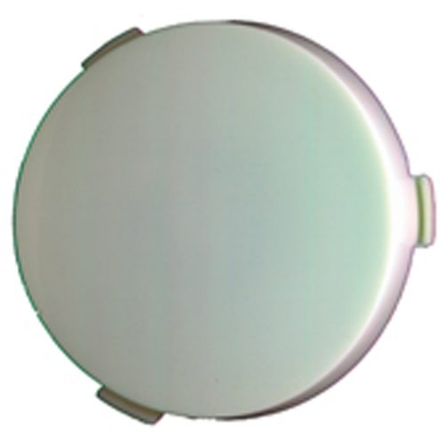 (2/BULK)1962-67 WHITE DOME LIGHT LENS