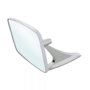 (BOX) 1973-80 CHEVY & GMC TRUCK EXTERIOR MIRROR WITH MOUNTING HARDWARE & PAD