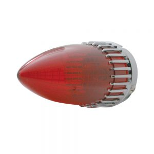 1959 CADILLAC TAIL LIGHT ASSEMBLY WITH RED LENS