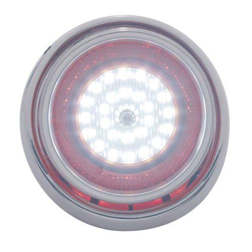 1965 CHEVY IMPALA LED BACKUP LIGHT ASSEMBLY - LEFT SIDE