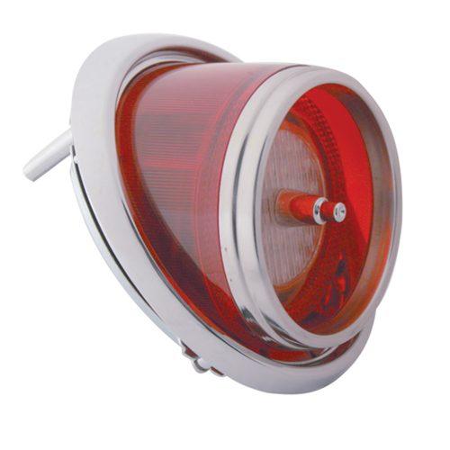 1965 CHEVY IMPALA LED BACKUP LIGHT ASSEMBLY - RIGHT SIDE