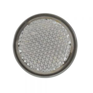CLEAR REFLECTOR WITH WHITE LED